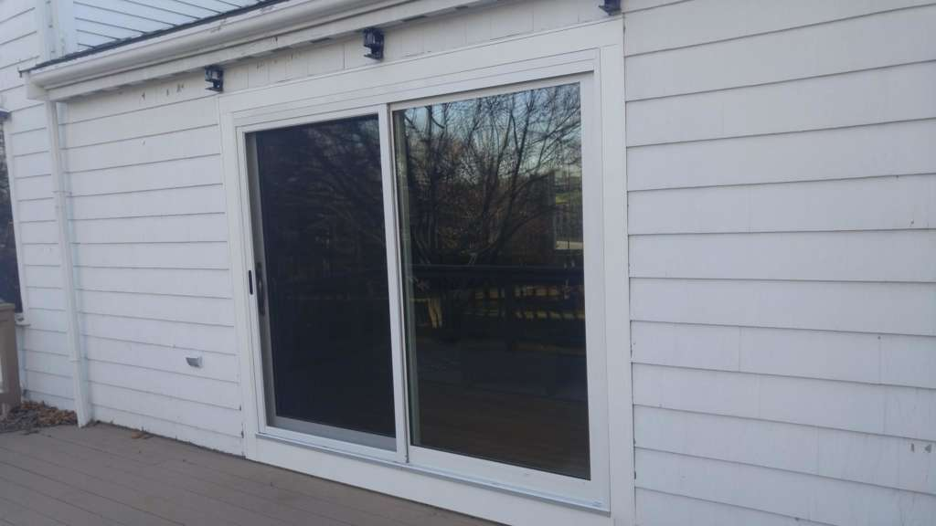 New Pro-Via 8ft Patio Door In Wenham